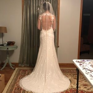 Unused wedding dress